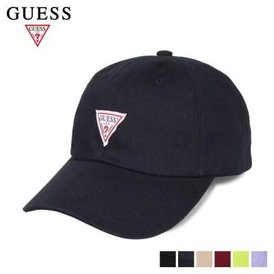 GUESS ゲス キャップ 帽子 ローキャップ メンズ レディース GS TWILL LOW CAP 100-115401
