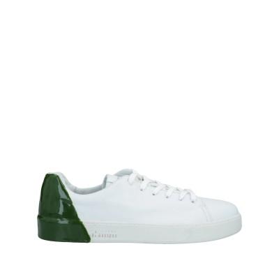 プレミアータ PREMIATA スニーカー&テニスシューズ(ローカット) グリーン 6 革 スニーカー&テニスシューズ(ローカット)