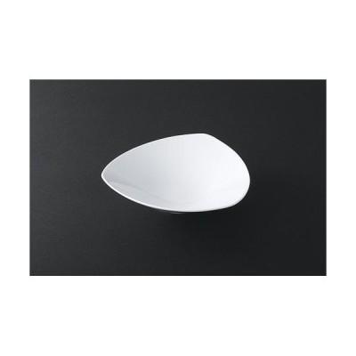 ボウル ユースフル 7.5トライアングルボール (NW-19)  デザート フルーツ 盛皿 陶器 業務用 cc-10119