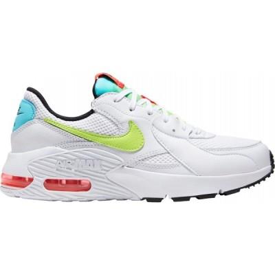 ナイキ Nike レディース スニーカー シューズ・靴 Air Max Excee Shoes Wht/Vlt/Lser Crim/ArraGrn