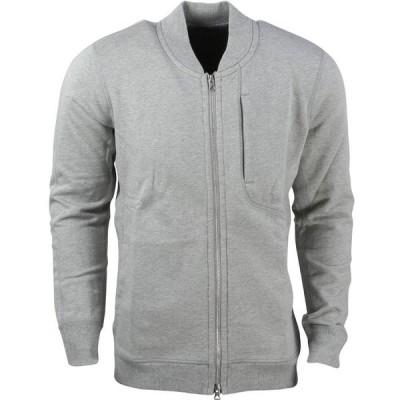 アシックス Asics Tiger メンズ ブルゾン ミリタリージャケット アウター x Reigning Champ Bomber Jacket grey/heather grey