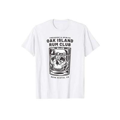 オークアイランド ラムクラブ おかしなテンプル騎士団の宝探しギフト Tシャツ