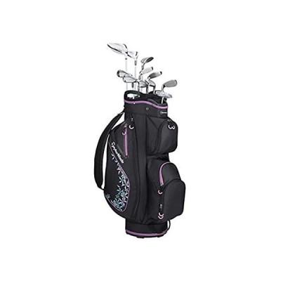 TaylorMade Golf Kalea Package Set Black Violet RH
