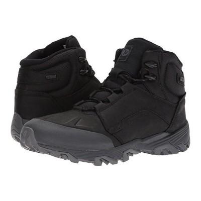 メレル Coldpack Ice+ Mid Waterproof メンズ Hiking Black