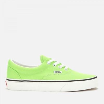 ヴァンズ Vans レディース スニーカー シューズ・靴 Era Neon Trainers - Green Gecko/True White Green