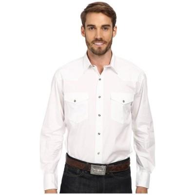 ローパー メンズ シャツ トップス Solid Poplin L/S Shirt