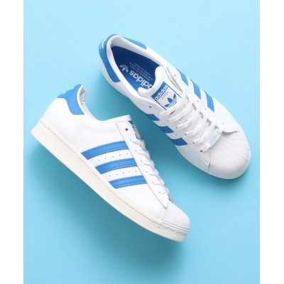atmos / adidas アディダス スーパースター SUPERSTAR (FOOTWEAR WHITE/BLUE BARD/OFF WHITE) MEN シューズ > スニーカー