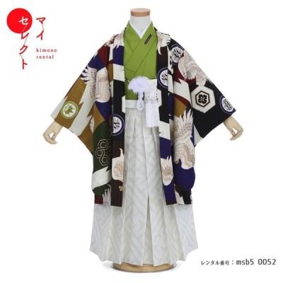 七五三 男 着物 レンタル 5歳 男の子 JAPAN STYLE ブランド レンタル衣装 フォトブックプレゼント 753 msb5-0052