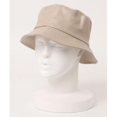 ALTROSE / バケットハット[エコレザー] WOMEN 帽子 > ハット