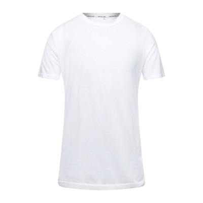 HAMILTON AND HARE T シャツ ホワイト L コットン 100% T シャツ