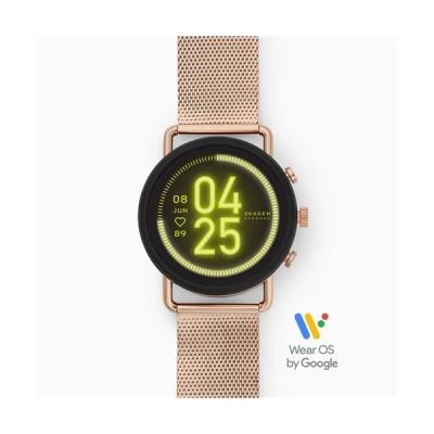 SKAGEN SKT5204 スマートウオッチ Smart Watches G5 ローズゴールド