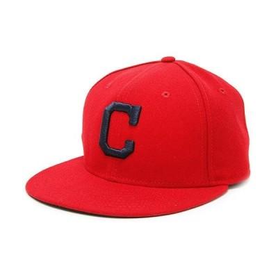 インディアンス キャップ ニューエラ NEW ERA  MLB オルタネート オーセンティック パフォーマンス オンフィールド