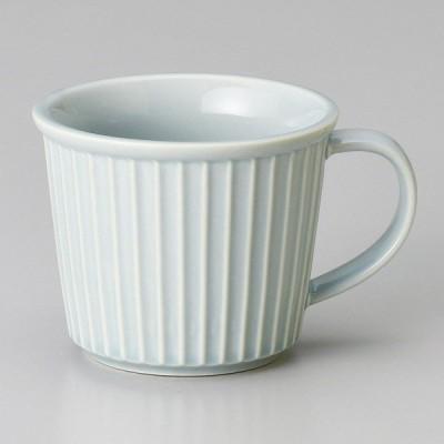 (業務用・マグカップ)ブルーレリーフマグ 小[74034-198](入数:5)