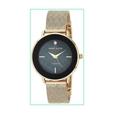 Anne Klein Dress Watch (Model: AK/3686BKGB)【並行輸入品】