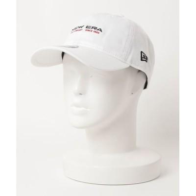 NAUGHTIAM / NEW ERA(ニューエラ) 9THIRTY 2000's ロゴ MEN 帽子 > キャップ