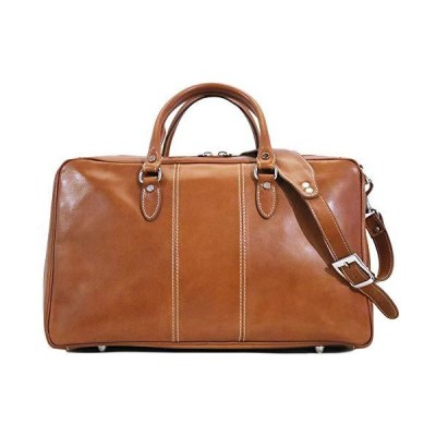 Floto Venezia Suitcase Duffle Travel Bag Weekender in Tempesti Leather【並行輸入品】