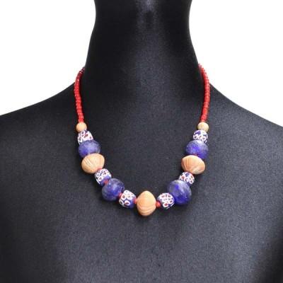 アフリカン ネックレス (エスニック アクセサリー ファッション)