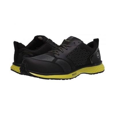 Timberland PRO ティンバーランド メンズ 男性用 シューズ 靴 スニーカー 運動靴 Reaxion Composite Safety Toe - Black/Yellow