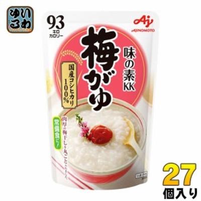 味の素KK おかゆ 梅がゆ 250g 27個入
