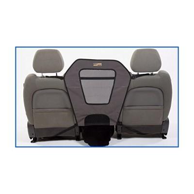 <新品>Petego Kar 9 Soft Barrier with Black Mesh, Seat Level, Anthracite<並行輸入品>