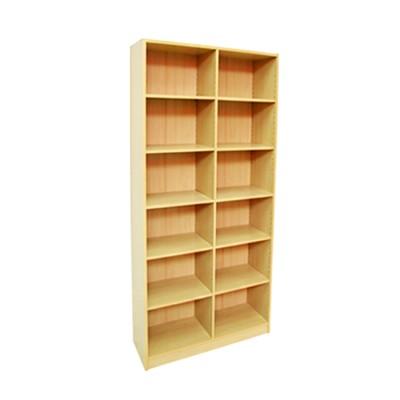 [幅88] ブックシェルフ 本棚  書斎収納 リビング