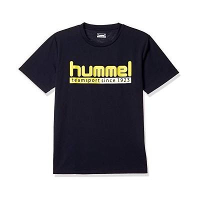 ヒュンメル 半袖シャツ DRYMIX メンズ インディゴネイビー (71) 日本 S (日本サイズS相当)