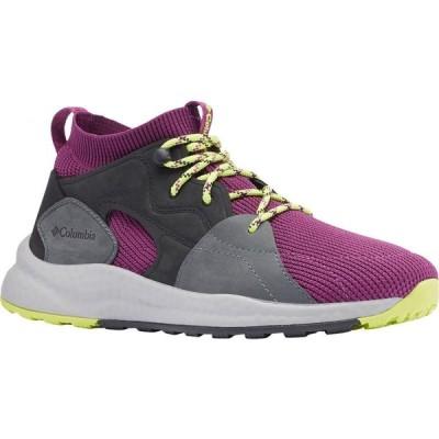 コロンビア Columbia レディース ハイキング・登山 シューズ・靴 SH/FT Outdry Mid Hiking Shoe Wild Iris/Voltage