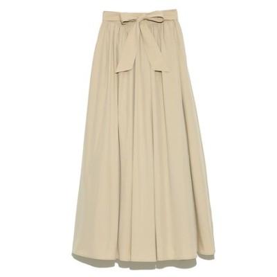 ソフトタフタボリュームスカート