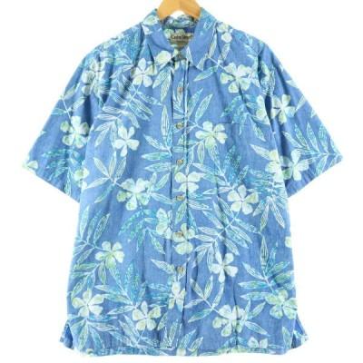Coke Street ハワイアンアロハシャツ メンズXL /eaa164888