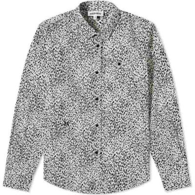 ケンゾー Kenzo メンズ シャツ トップス all over print casual shirt Grey Green