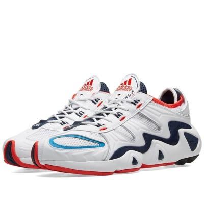 アディダス Adidas Consortium メンズ スニーカー シューズ・靴 FYW S-97 OG White/Red