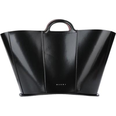 マルニ MARNI レディース ハンドバッグ バッグ handbag Black