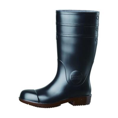 ミドリ安全 超耐滑先芯入り長靴 ハイグリップ NHG1000スーパー ブラック 23.5CM (1足) 品番:NHG1000SP-BK-23.5
