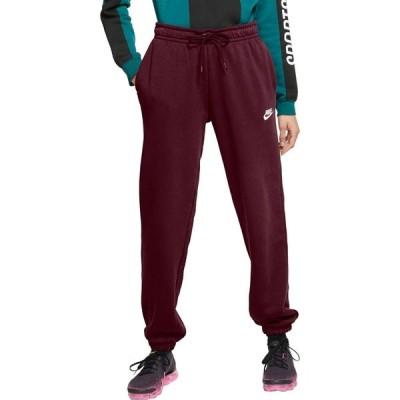 ナイキ Nike レディース ボトムス・パンツ Sportswear Essential Fleece Pants Dark Beetroot