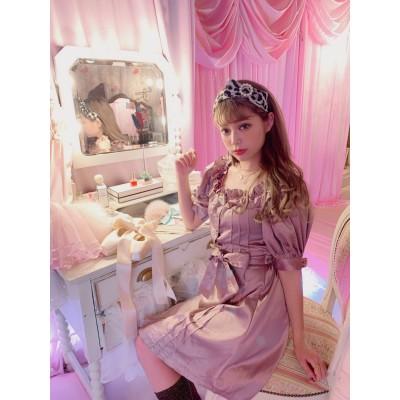 HS princess satin O/P
