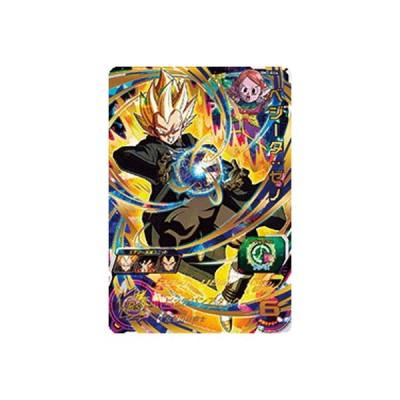 スーパードラゴンボールヒーローズ BM2-044 ベジータ:ゼノ UR