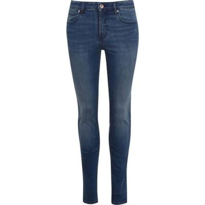 アルマーニ Armani Exchange レディース ジーンズ・デニム スキニー ボトムス・パンツ J69 Skinny Lift Jeans Lt Indigo