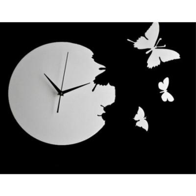 掛け時計 壁掛け時計 時計 かけ時計 掛時計 壁掛け ナチュラル シンプル デザイナーズ 新築祝い 結婚祝い 9n437