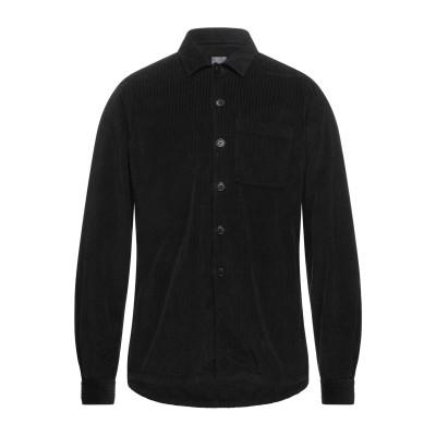 CELLINI シャツ ブラック M コットン 100% シャツ