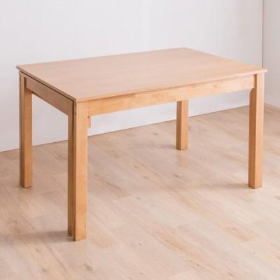 伸長式ダイニングテーブル(幅120-210 NA) ニトリ 『送料無料・玄関先迄納品』 『1年保証』