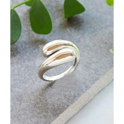 指輪 【SV925】プランパーメタルリング