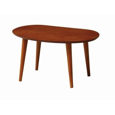 ローテーブル 幅60cm センターテーブル 座卓 リビングテーブル 机 木製 ちゃぶ台 おしゃれ モダン シンプル コンパクト ティーナ 北欧