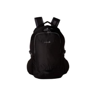パックセーフ Pacsafe レディース バックパック・リュック バッグ 25 L Venturesafe G3 Anti-Theft Backpack Black