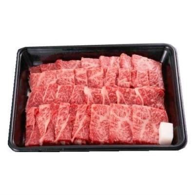 ギフト 蔵王ミート 山形牛肩ロース(焼肉)500g