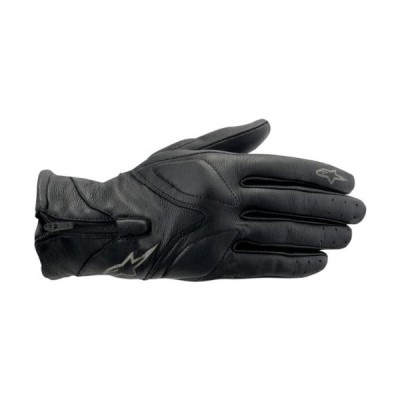 Alpinestars Womens Stella Vika Leather Gloves Black L/Large【並行輸入品】