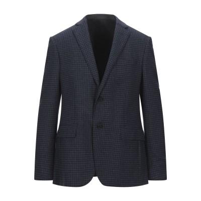 LAB. PAL ZILERI テーラードジャケット ダークブルー 50 ウール 80% / ナイロン 20% テーラードジャケット