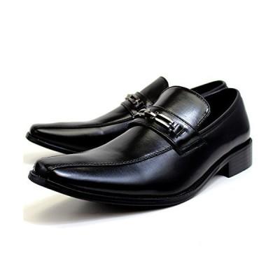 [ルミニーオ] ビジネスシューズ ビットタイプ 3E EEE ブラック 紳士靴 メンズ [ブランド][アウトレット品] lufo3877[並行輸入品]
