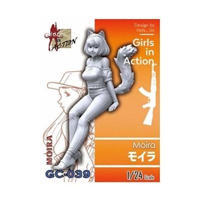 トリファクトリー 1/24 ガールズインアクションシリーズ モイラ レジンキット GC-038