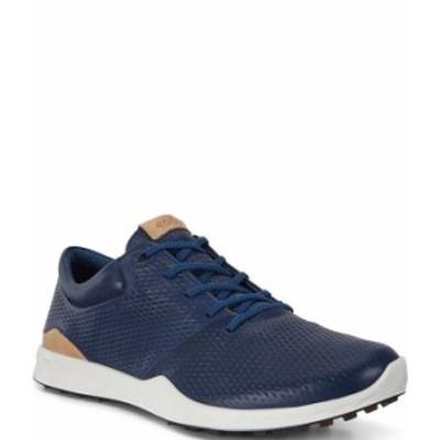 エコー メンズ スニーカー シューズ Men's S-Lite Golf Shoes Poseidon