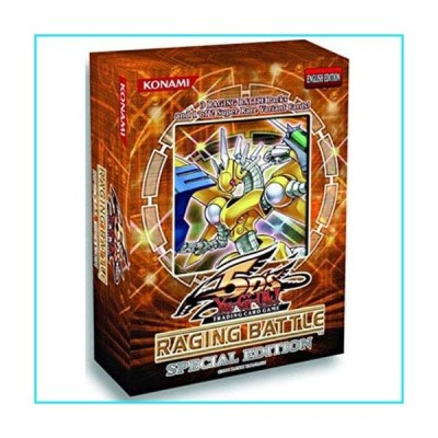 YuGiOh 5D's Raging Battle Special Edition Pack [Toy]【並行輸入品】